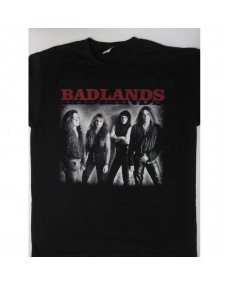 Badlands - s/t Japan Tour'89 T-shirt